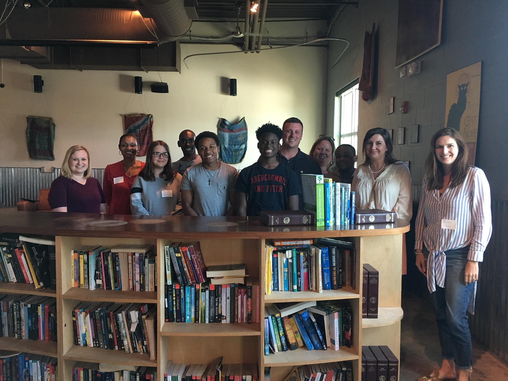 Financial Literacy Seminar at the Boys and Girls Club - Brunswick