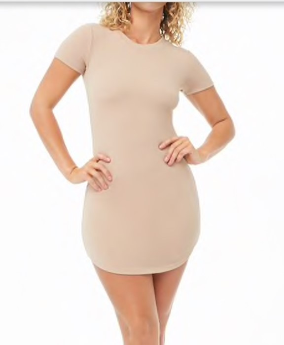 Forever 21 Bodycon Cress