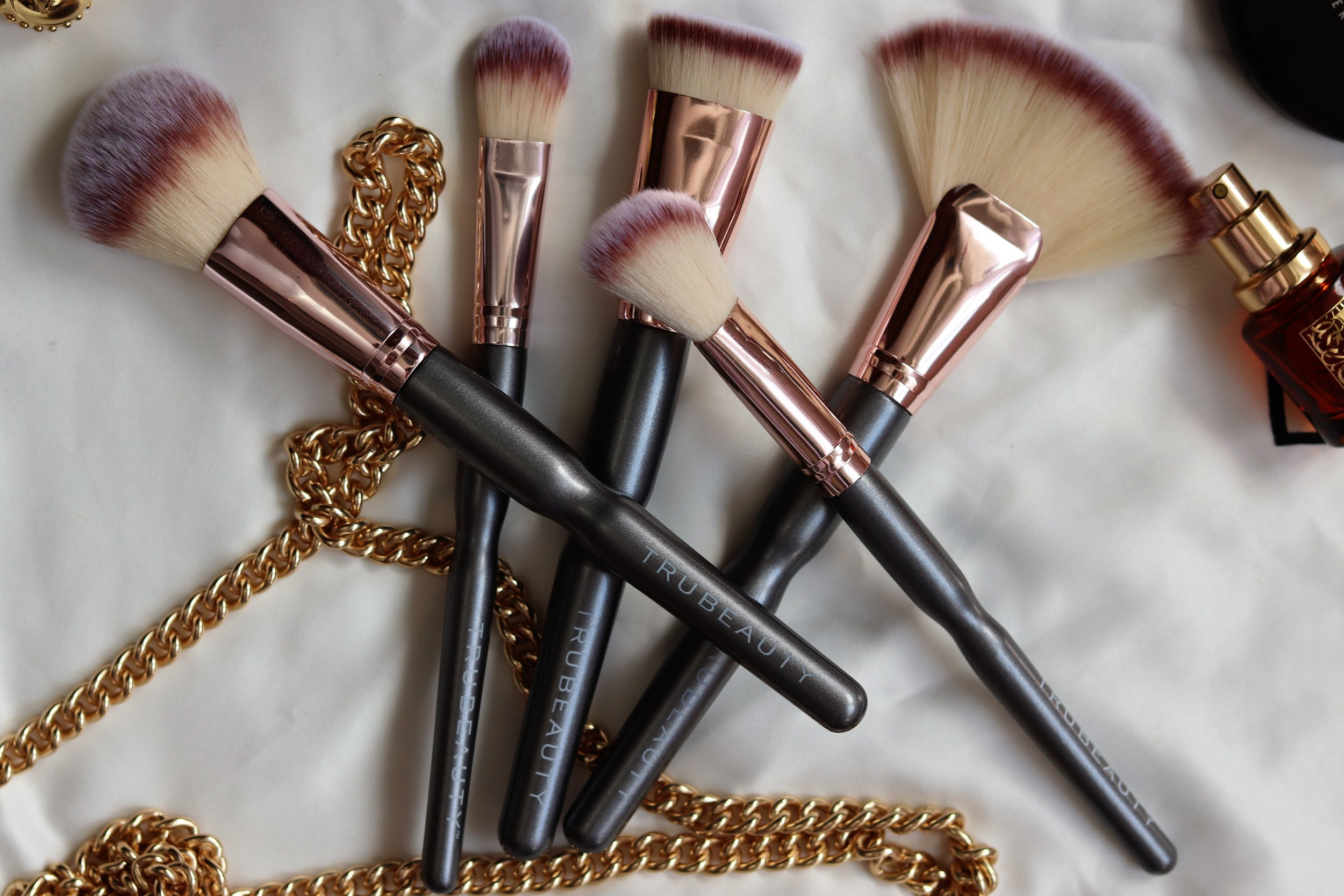 Trubeauty pro essentials 5 pc brush collection