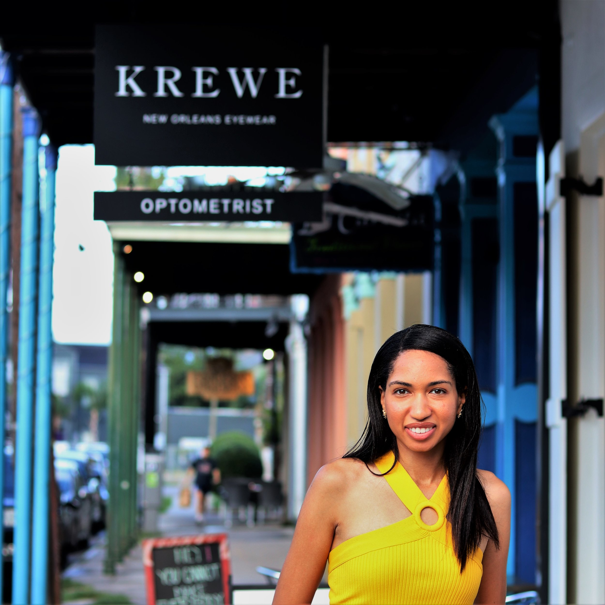 Sample Sale - Saturday and Sunday, September 22-23, Krewe is having their annual Sample Sale, select frames will be 60-80% off; from 7am- 5pm at the Magazine Street location.To RSVP - Click Here