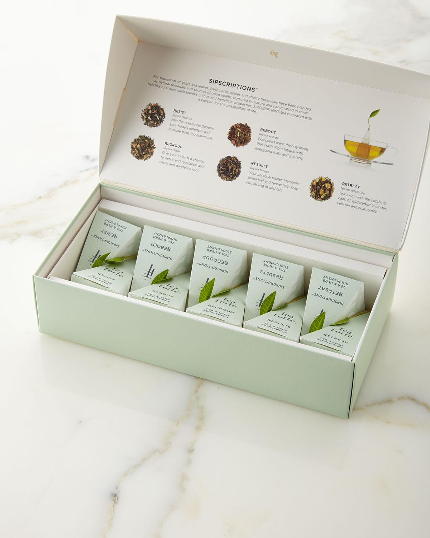 Sipscriptions Petite Presentation Box - Tea Forte