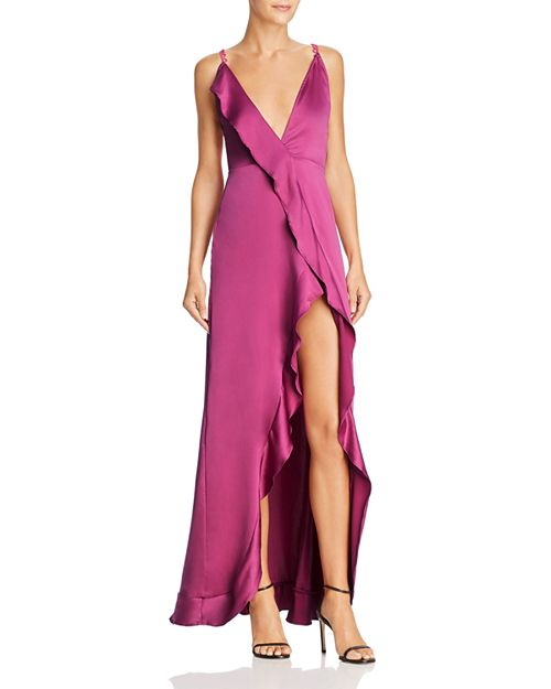 Isabella Ruffled Maxi - For Love & Lemons