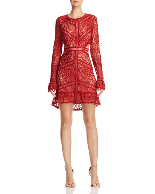 Emerie Lace Dress - For Love & Lemons