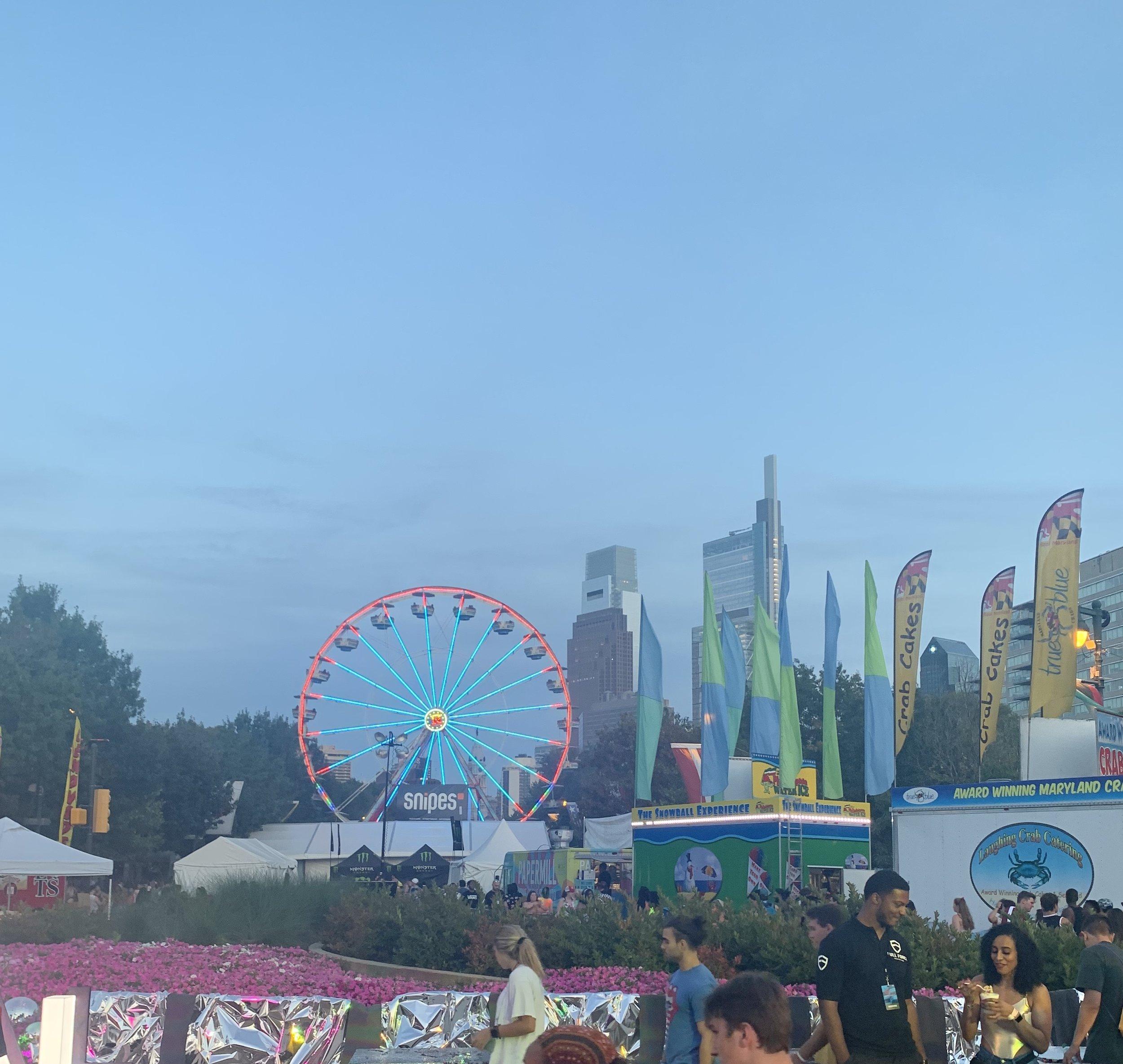 Made in America Festival Philadelphia