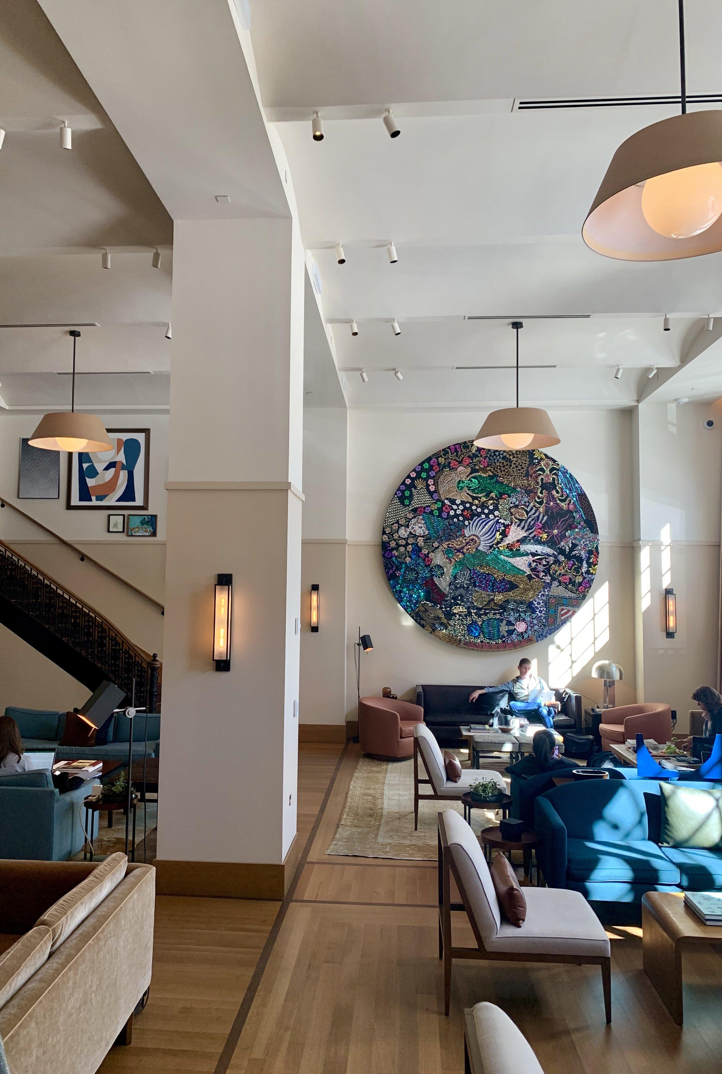 Shinola Hotel  Lobby
