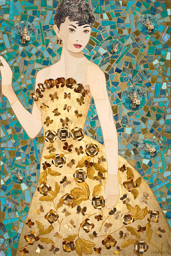 Ladies in Gold