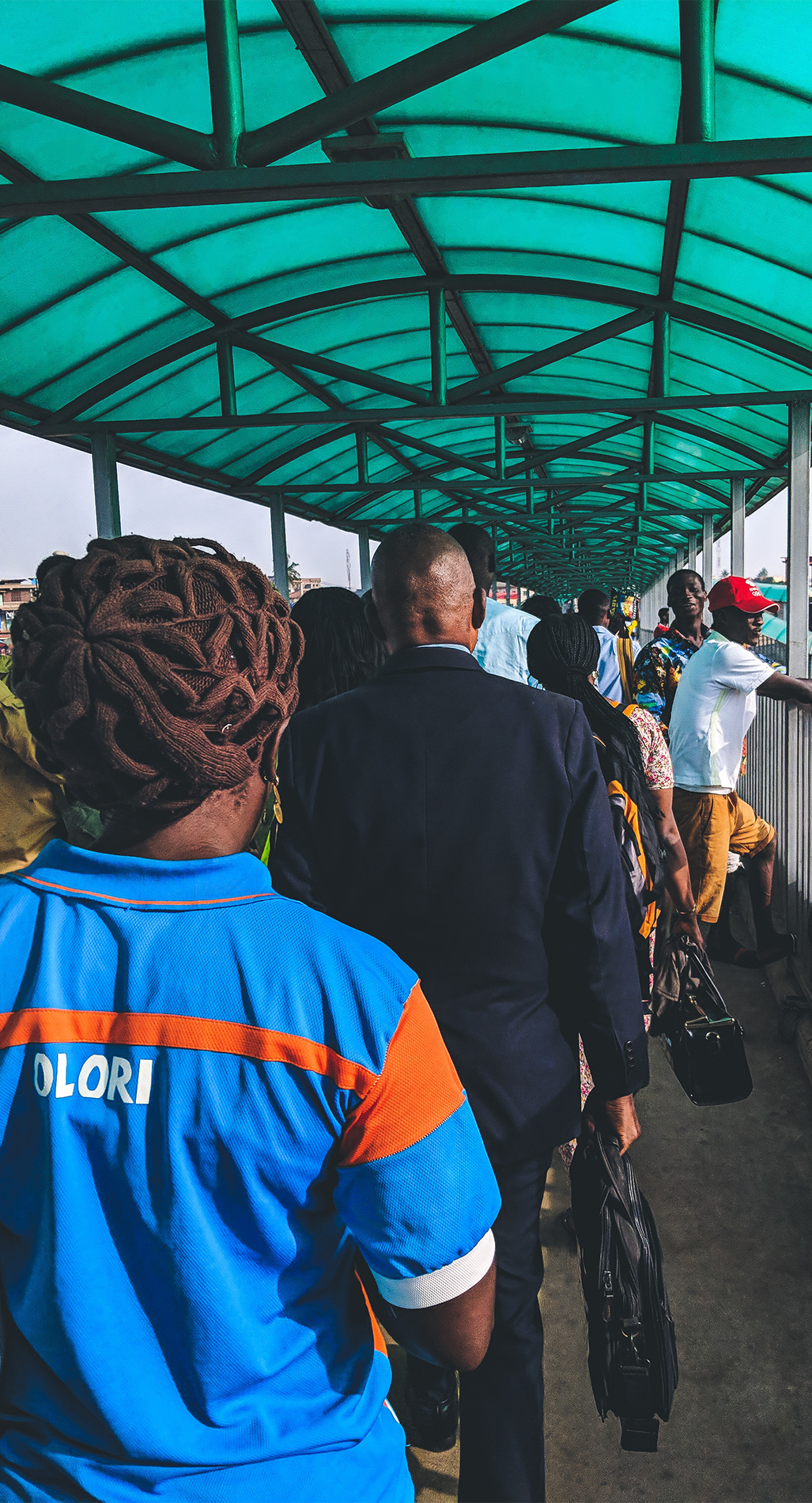 Nigerian citizens. Source: Joshua Oluwagbemiga via Unsplash