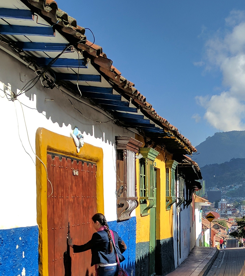 Data reconciliation - In Bogotá, Cepei brought together Colombia's national statistics office and the private sector to explore data reconciliation. Learn more about this work in their process brief.