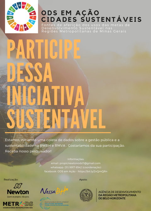 Poster promoting the work of the SDG in Action Project. Source: Cid Blanco, Jr.