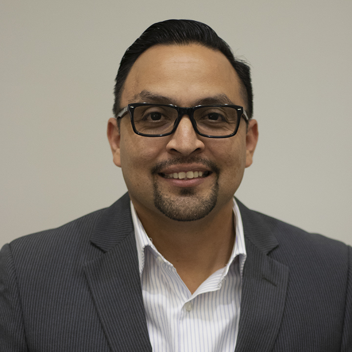 Arturo Martinez, District Director of Creative Services, Tarrant County College District