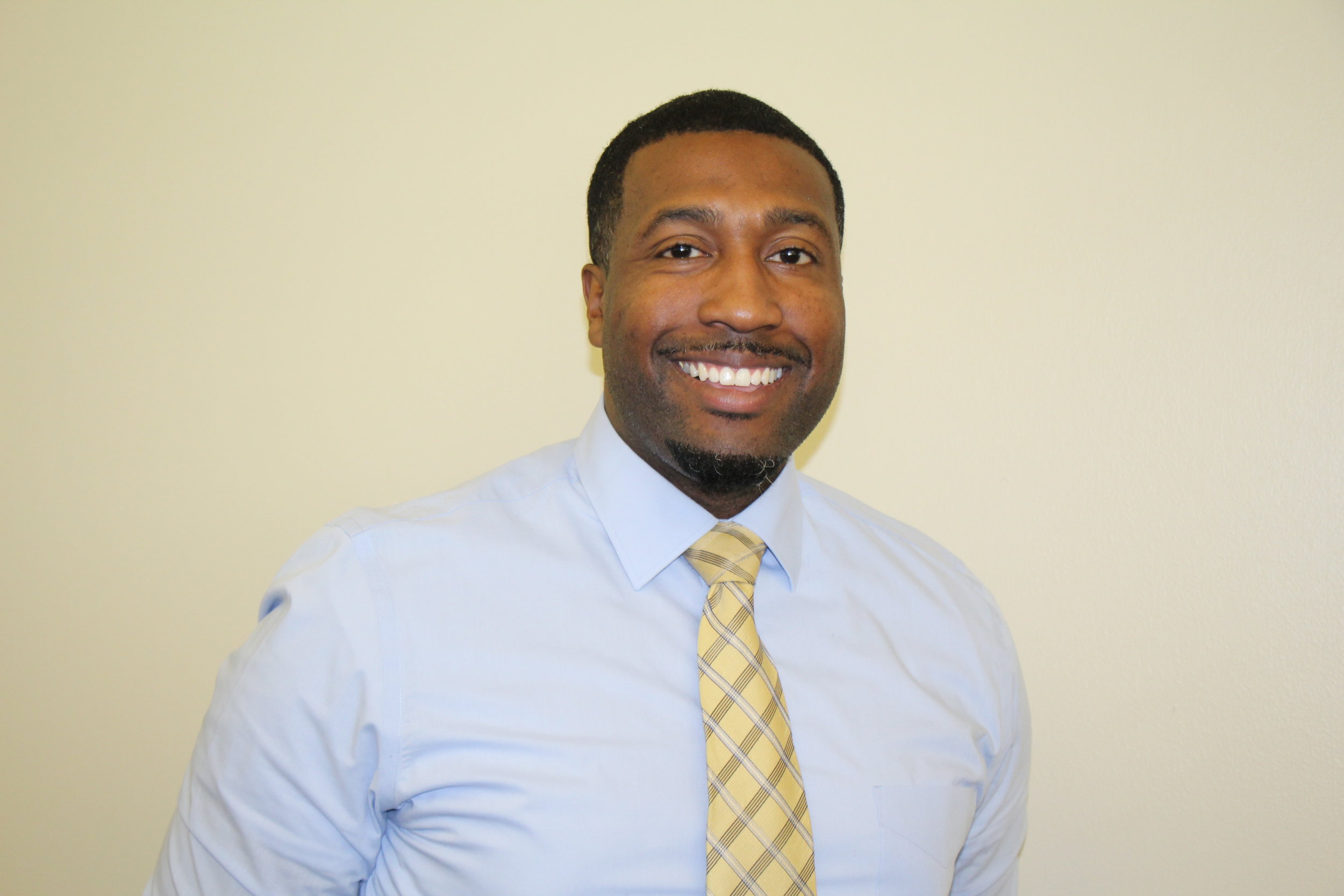 Timothy Hutchins, Business Development Supervisor, Workforce Solutions