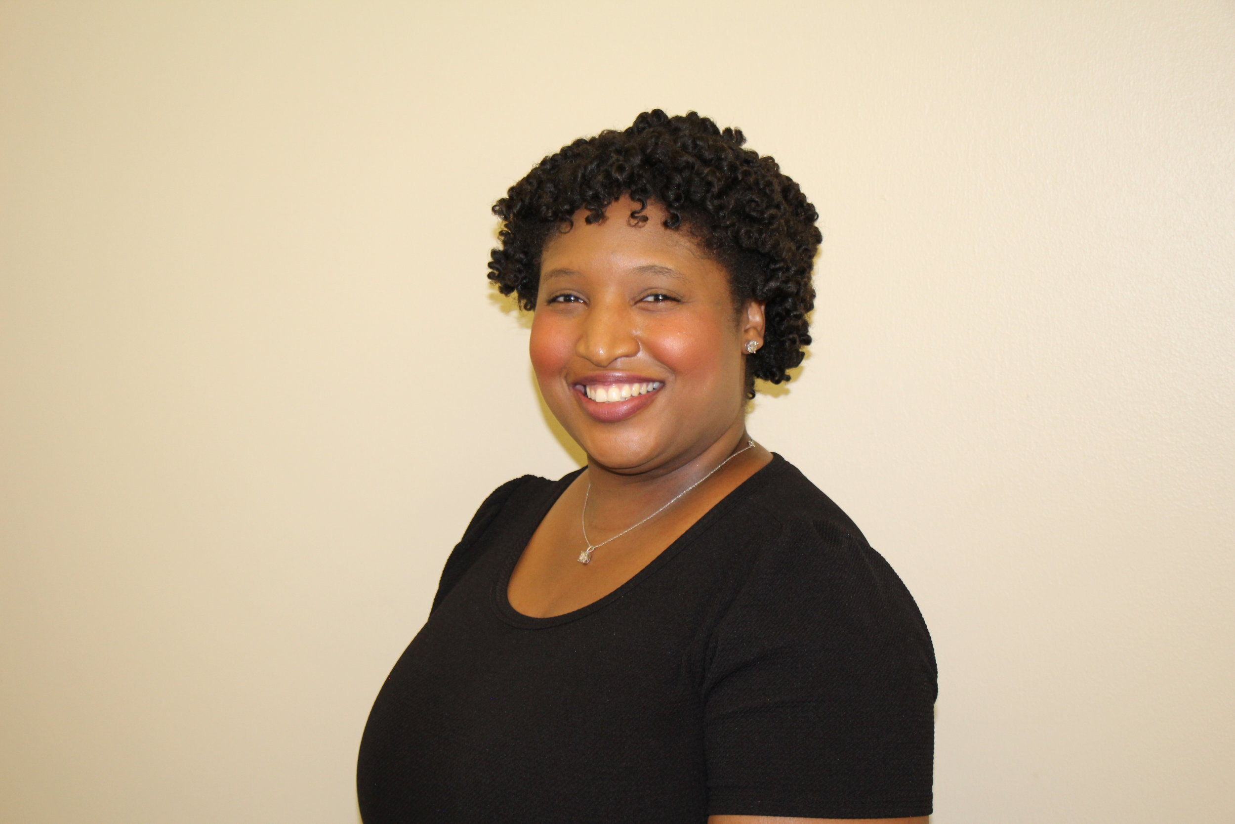 Dr. Jasmine Collier, Major Gifts Officer & Co-Leader of Dallas County Parent Promise, DCCCD