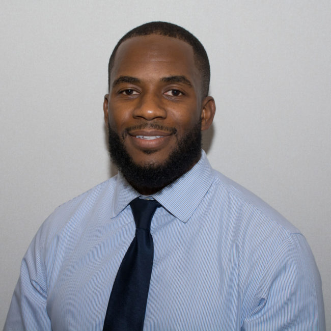 Marvin Pierre, Bridge Fellow, TNTP