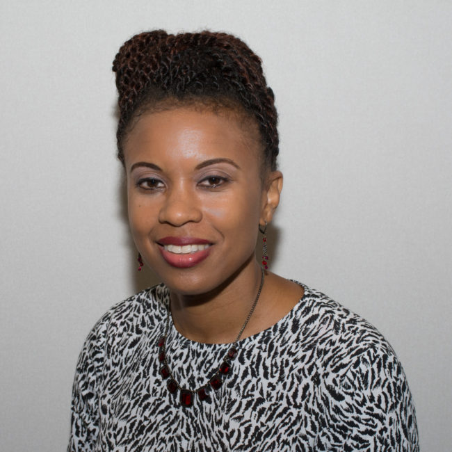 Mia Bradford, Academic Program Manager - Middle School Outreach Coordinator, EMERGE Houston ISD