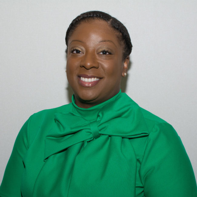 Sheleah Reed, General Manager, Strategic Marketing and Communications for Nutrition Services, Houston ISD