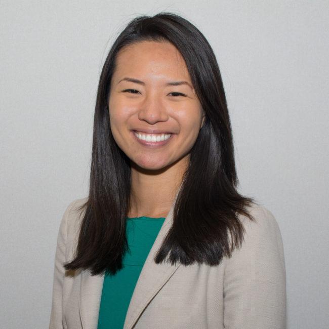 Vivian Lin, Geoscientist, ExxonMobil