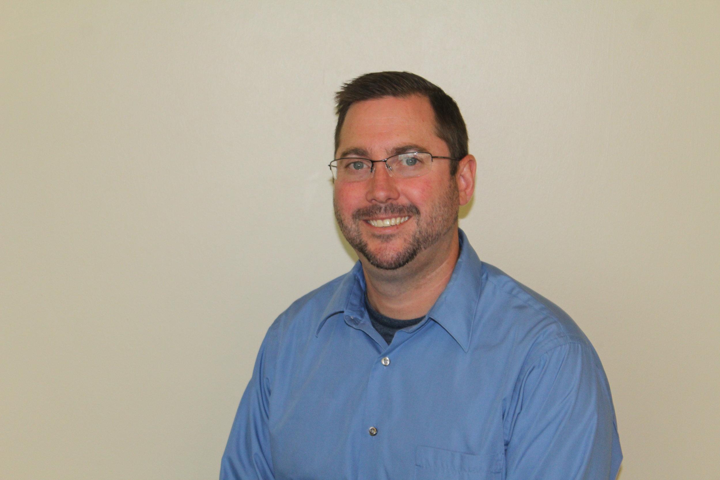Ben Dickerson, School Improvement Program Coordinator, Region 10 ESC