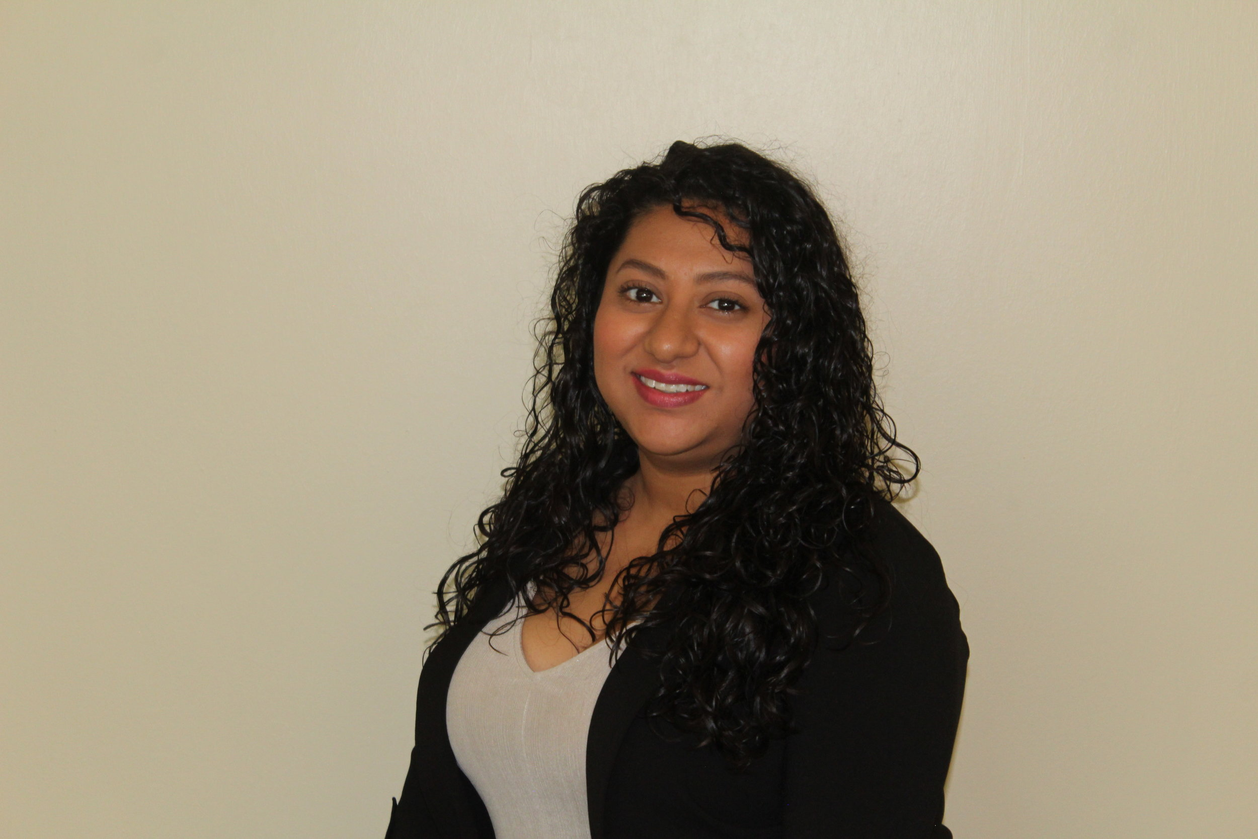 Julia Garrido, Transfer Admission Coordinator, University of Texas at Arlington