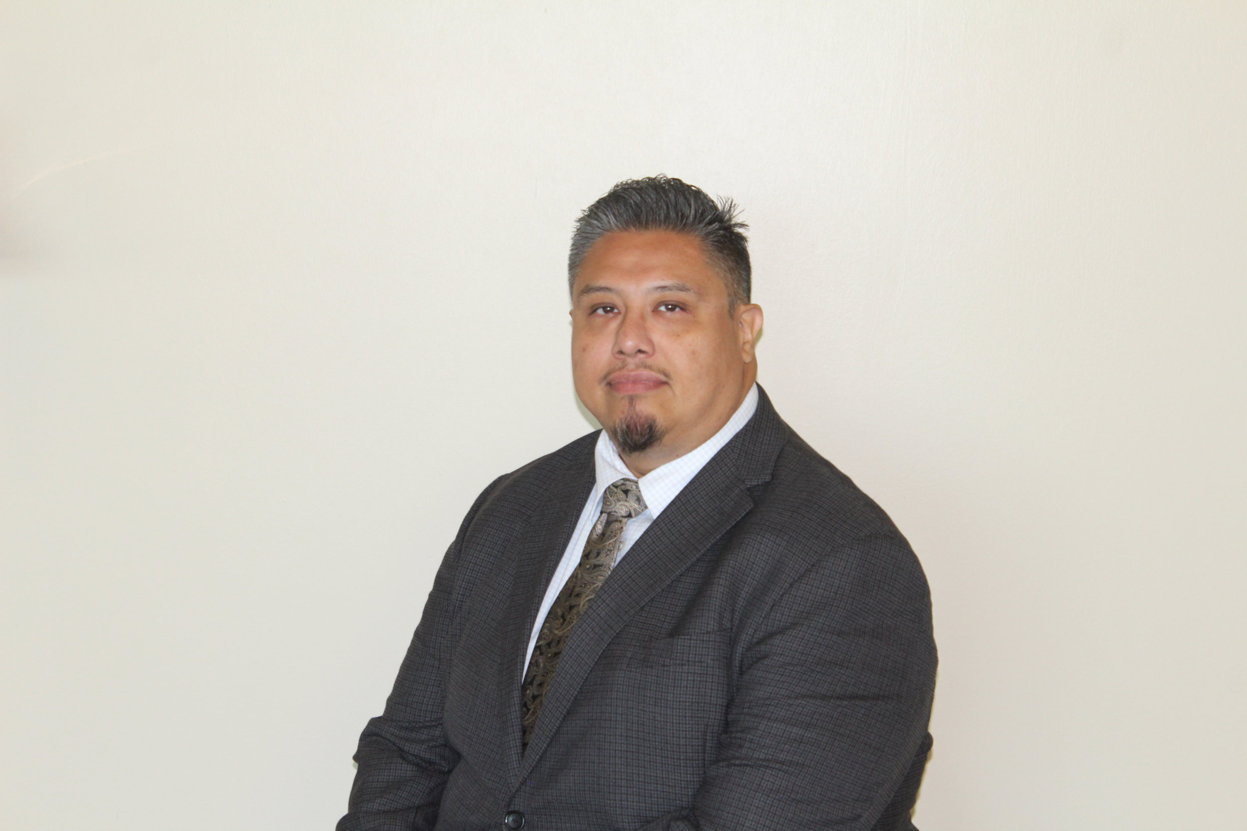 Raul Reyes, Community Service Coordinator, City of Dallas