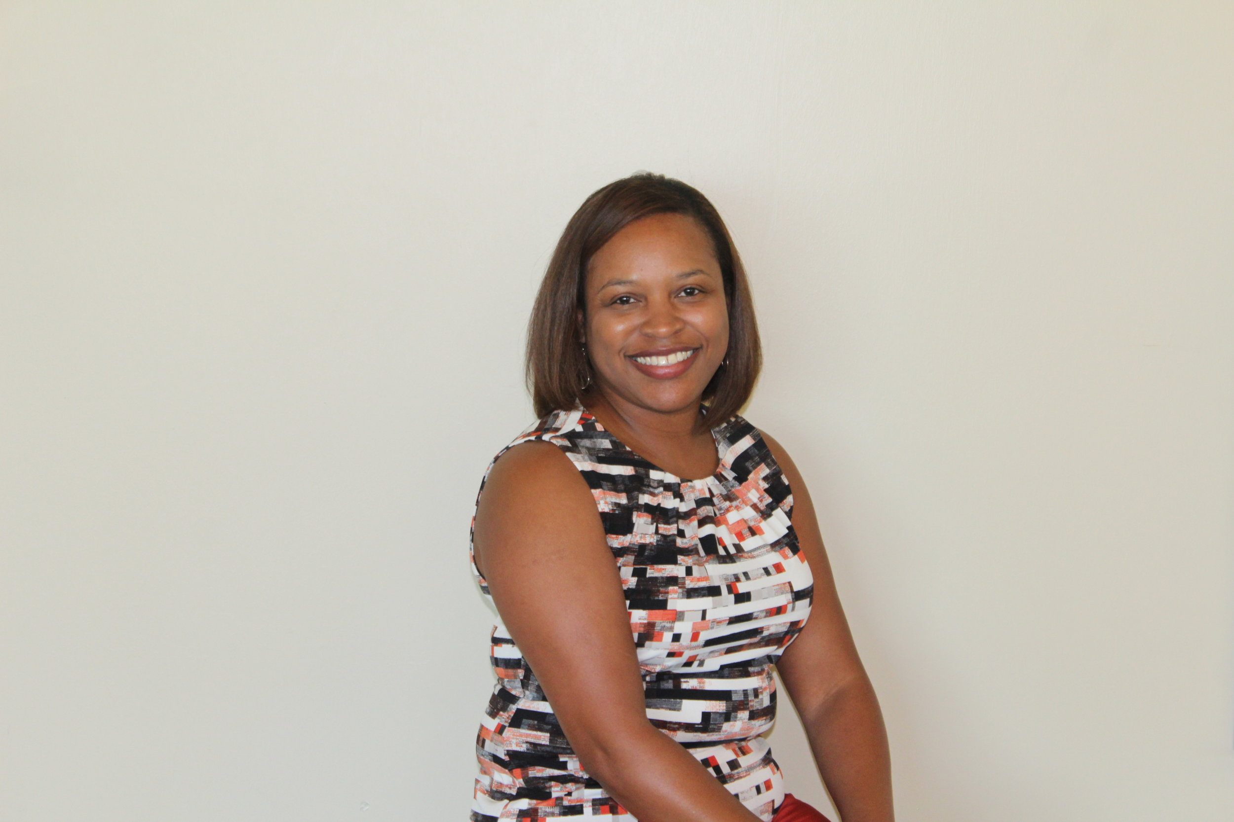 Sherrika Sanders, Sr. Technical Engineer, Manner Polymers