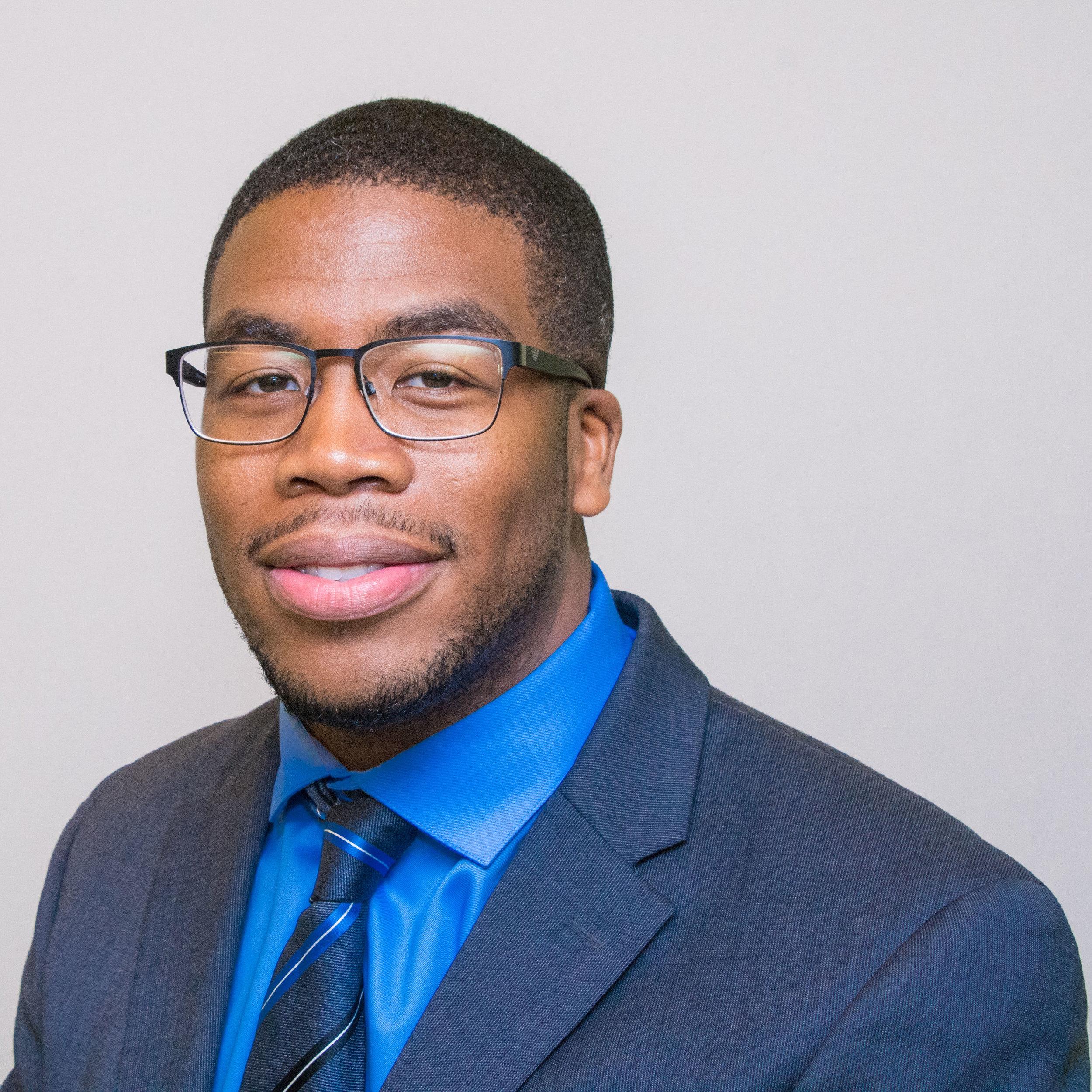 Jamar Mitchell, Wraparound Resource Specialist, Houston ISD