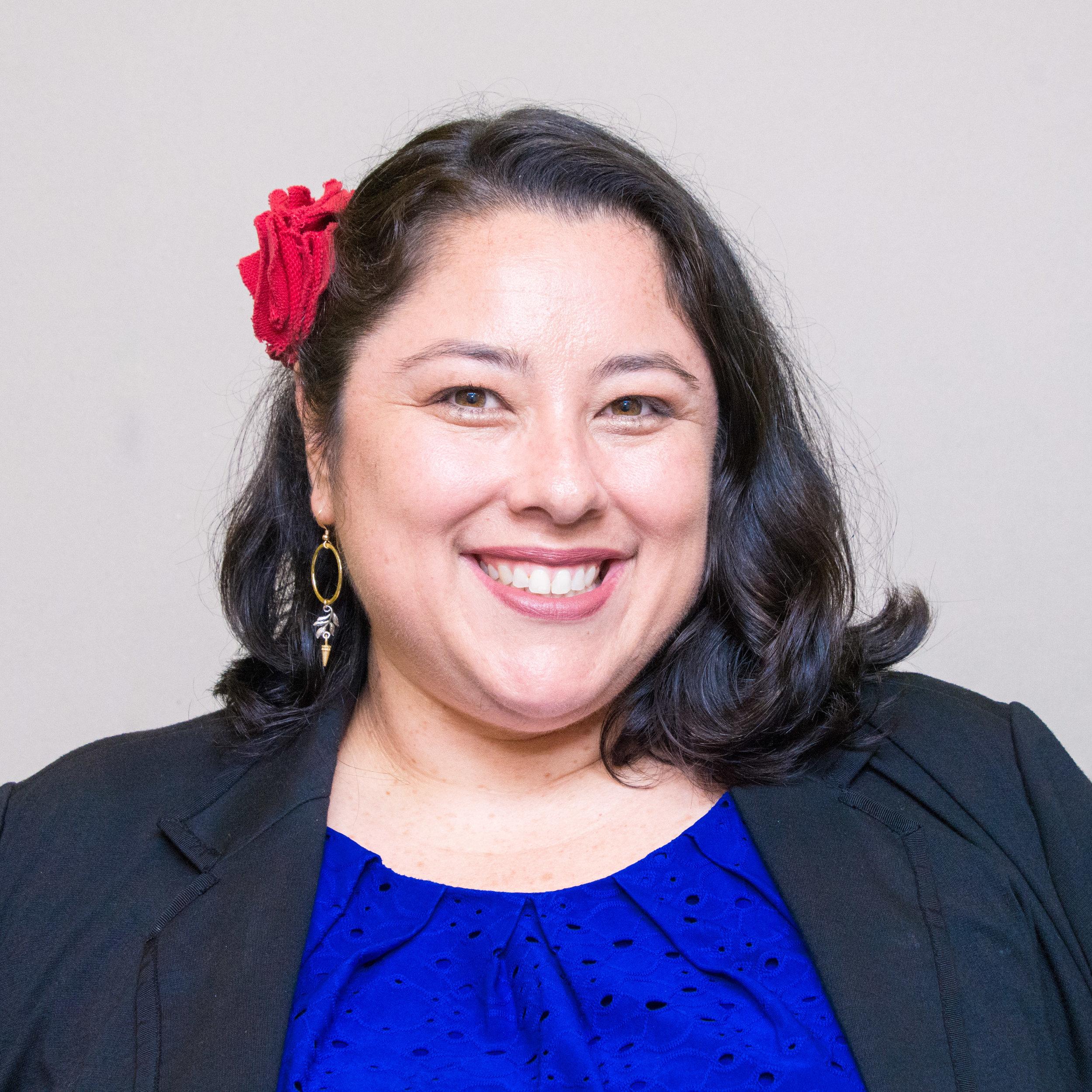 Monique Calderon Dotson, Director, Curriculum + Training, EMERGE Fellowship