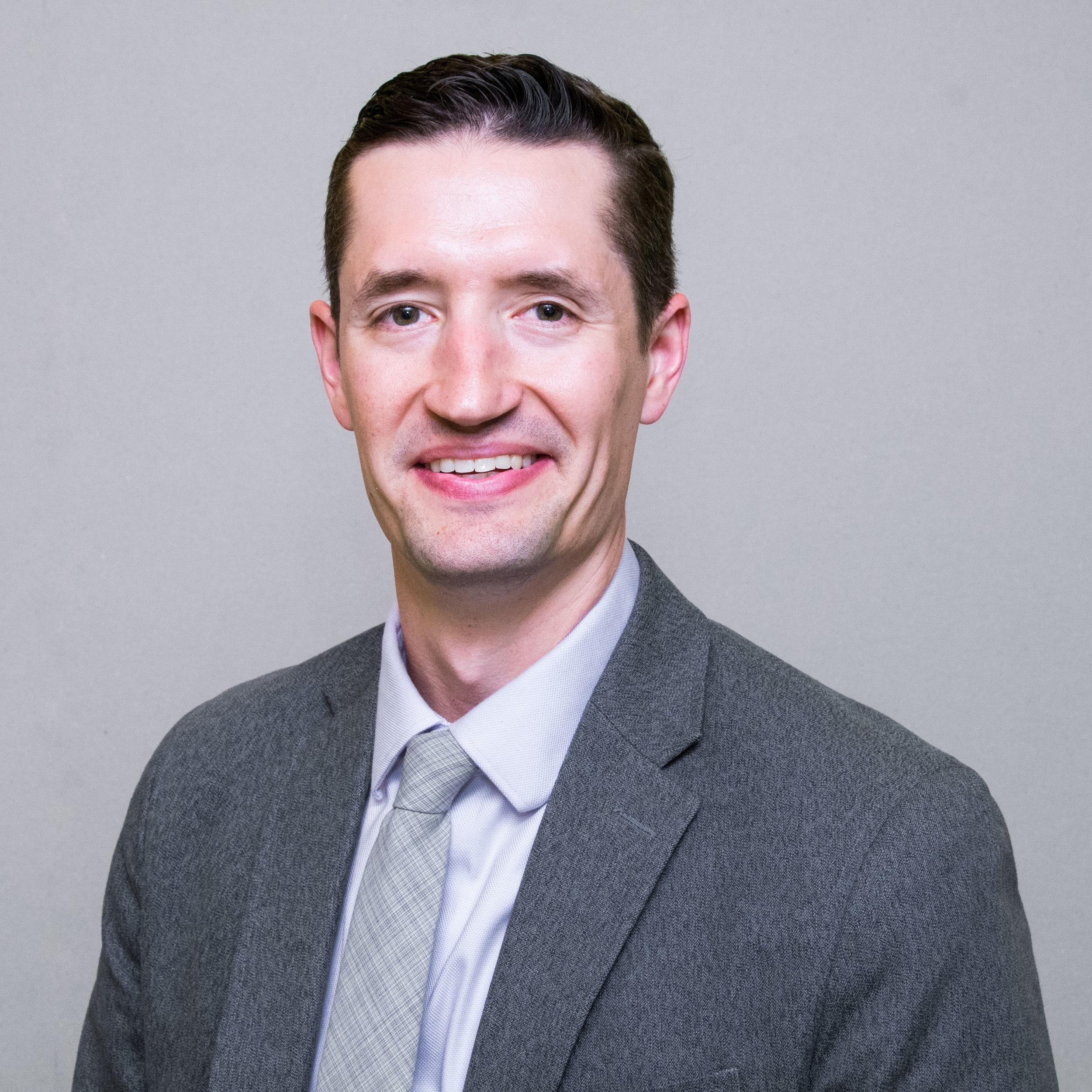 Patrick Gill, Associate Director, Children At Risk