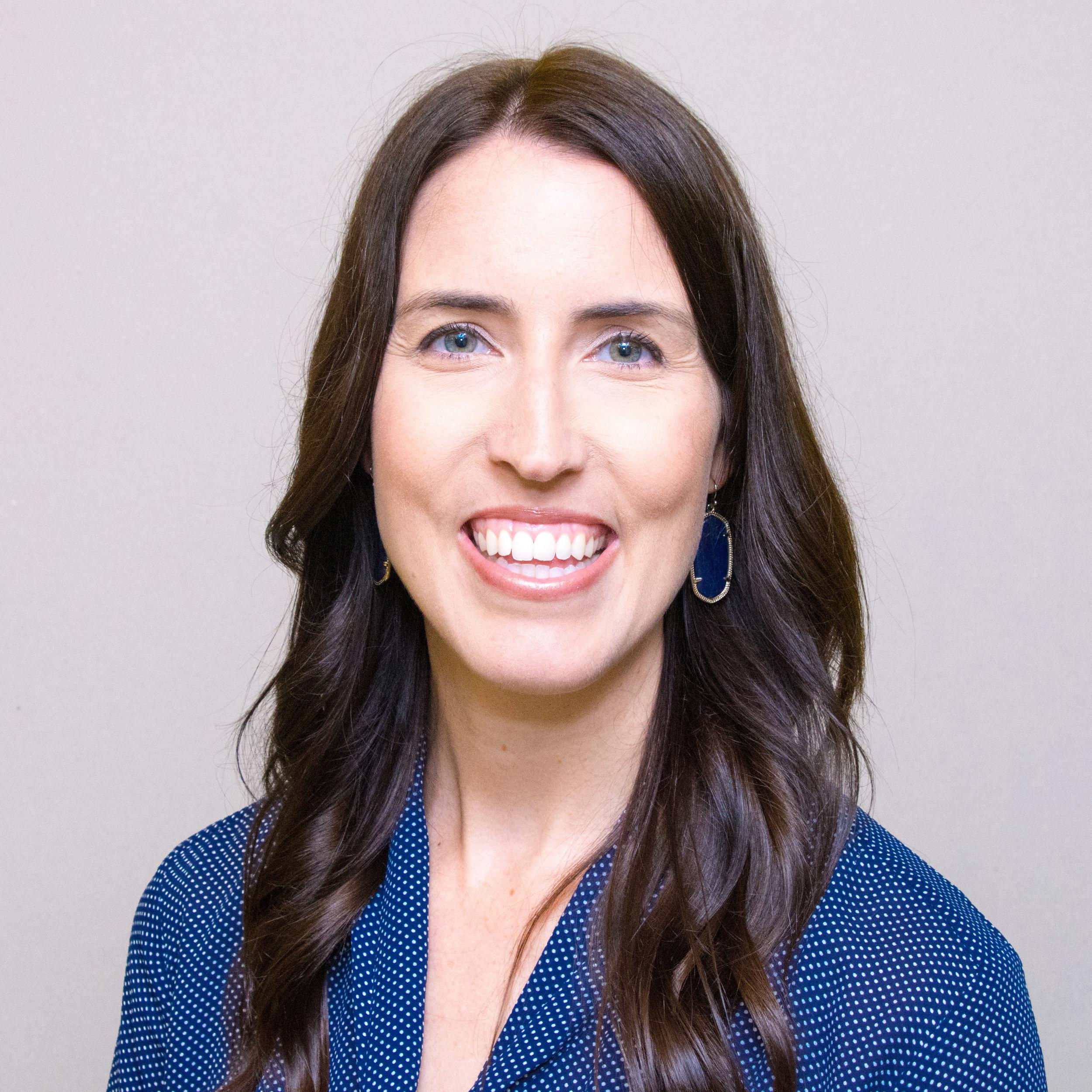Sarah Brock, Communications Director, Good Reason