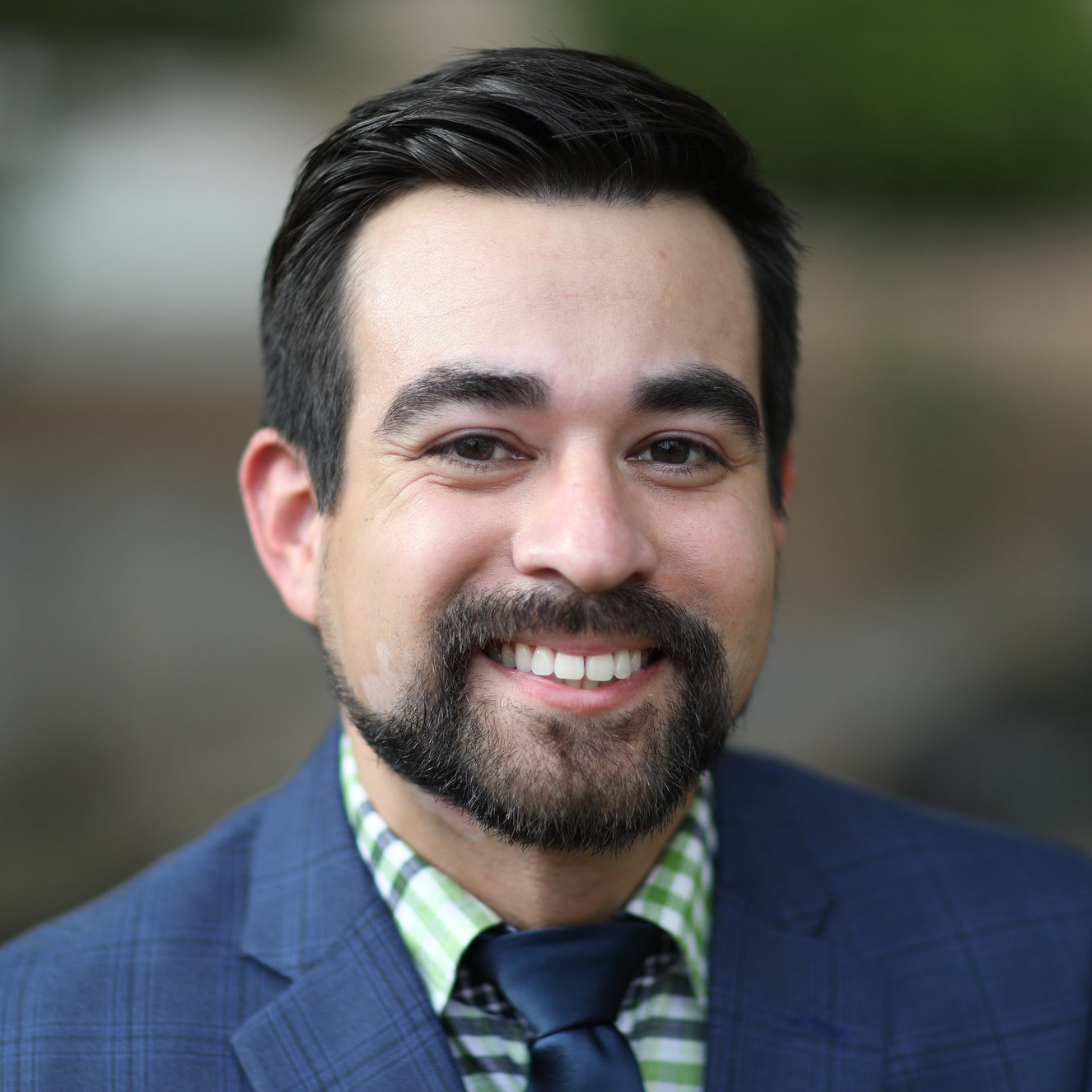 Robert Sepeda, Program and Impact Manager, Greater Houston Community Foundation