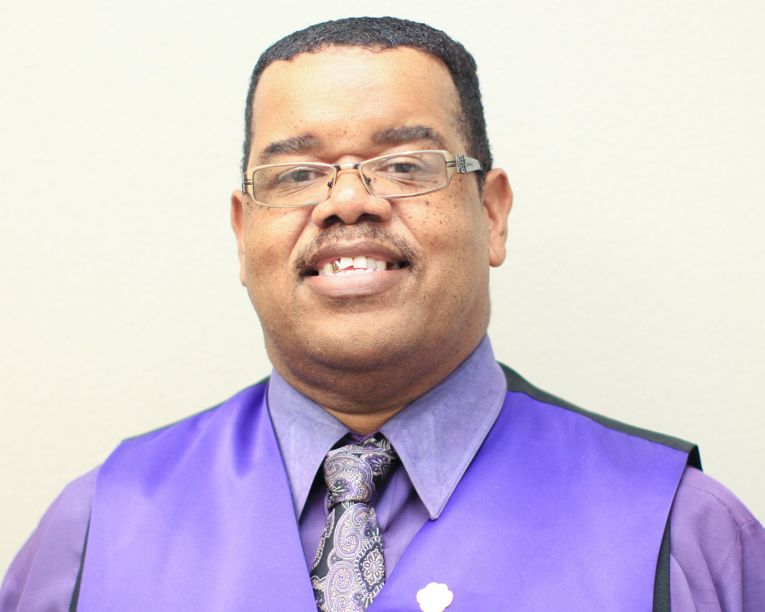 Leo Vaughns Jr. Teacher, Fort Worth ISD