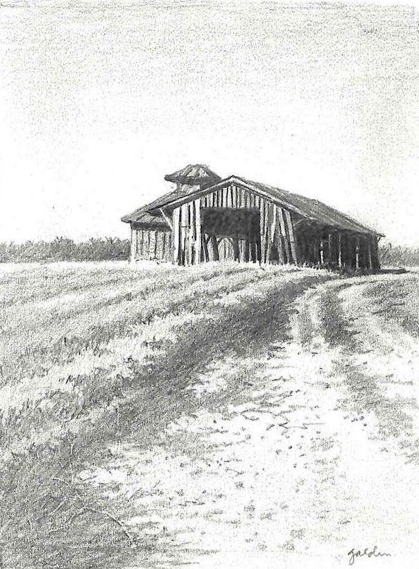 SOLD - Rapides Parish Barn