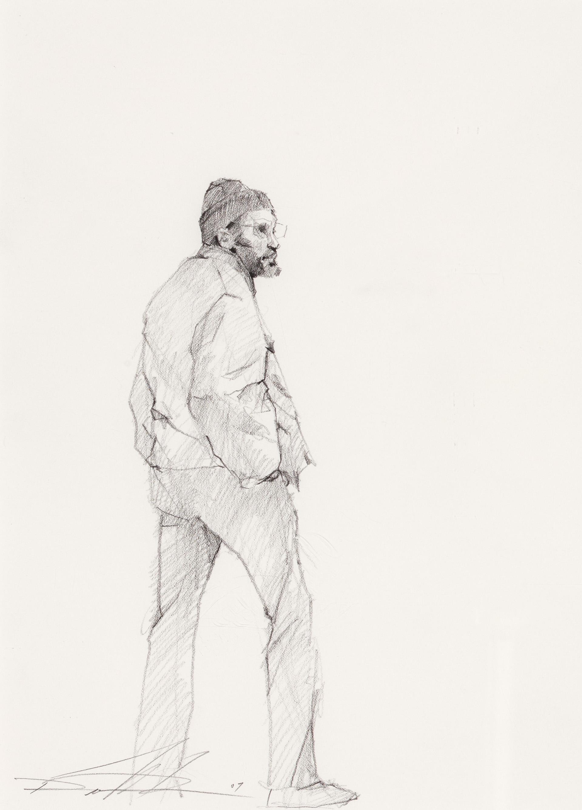 Standing Figure of a Man (2007)