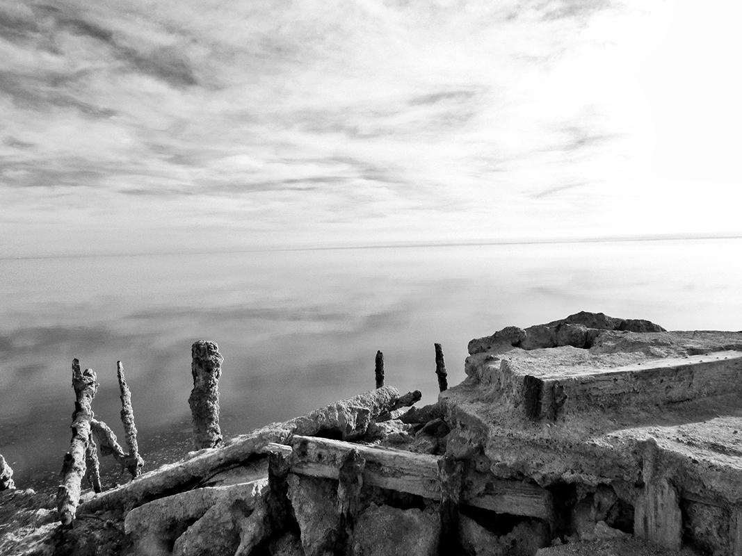 Salton Sea II - # 1/25