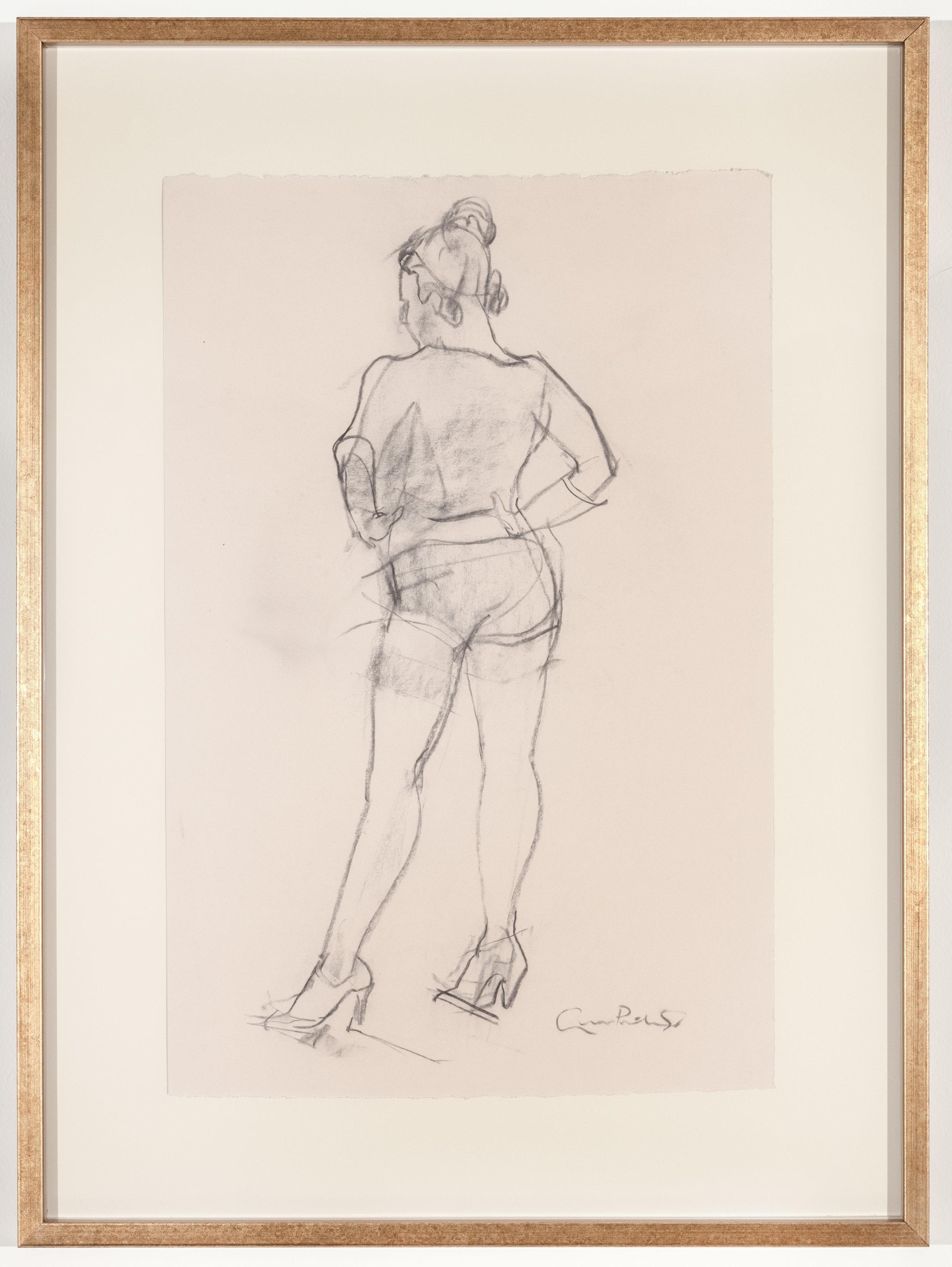 Standing Female Figure I (2011)