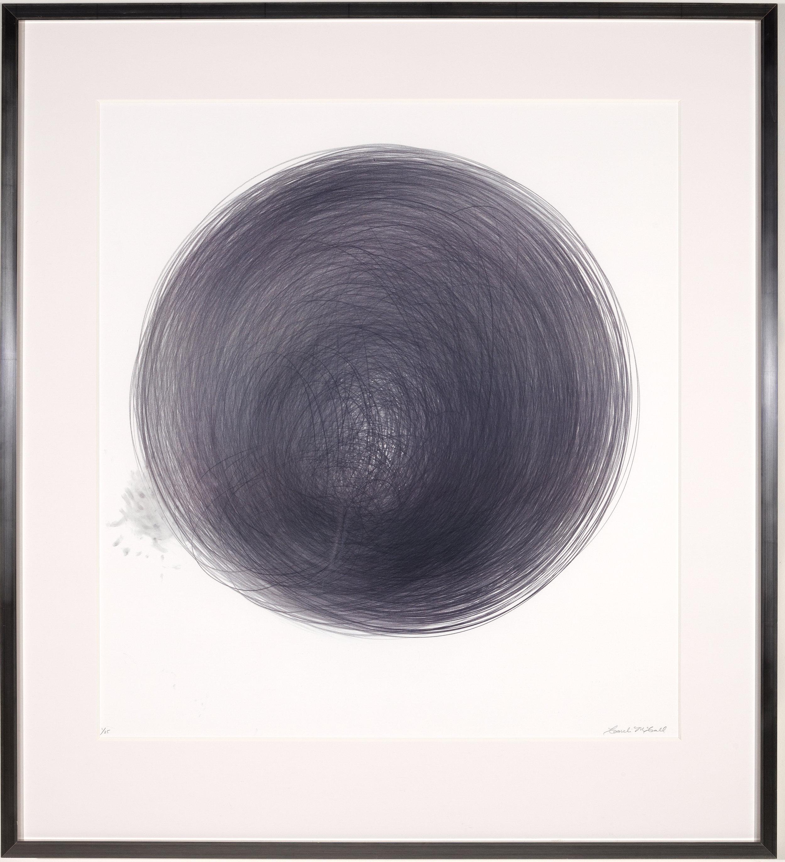 Work no. 1 (Circle Drawing) 1hr 09min (2017)