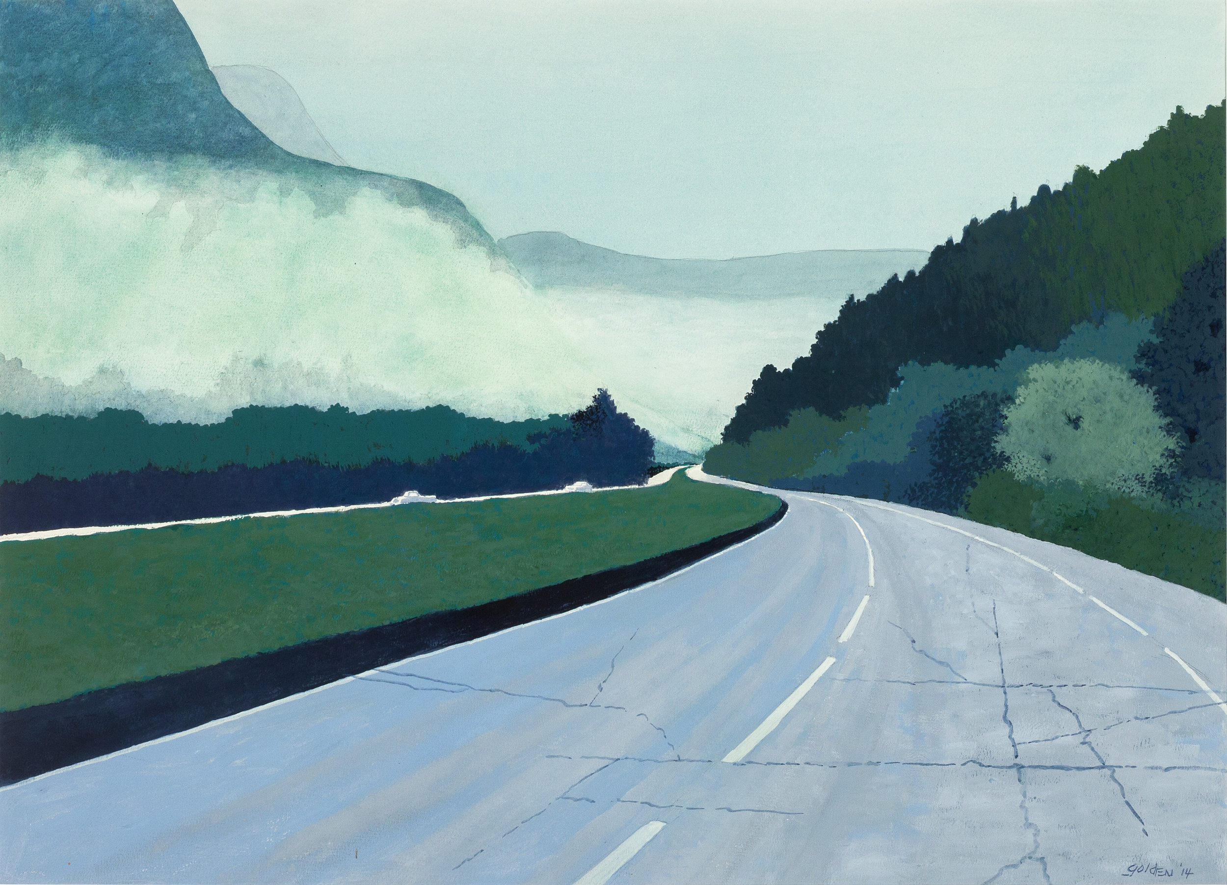 Virginia Fog (2014)