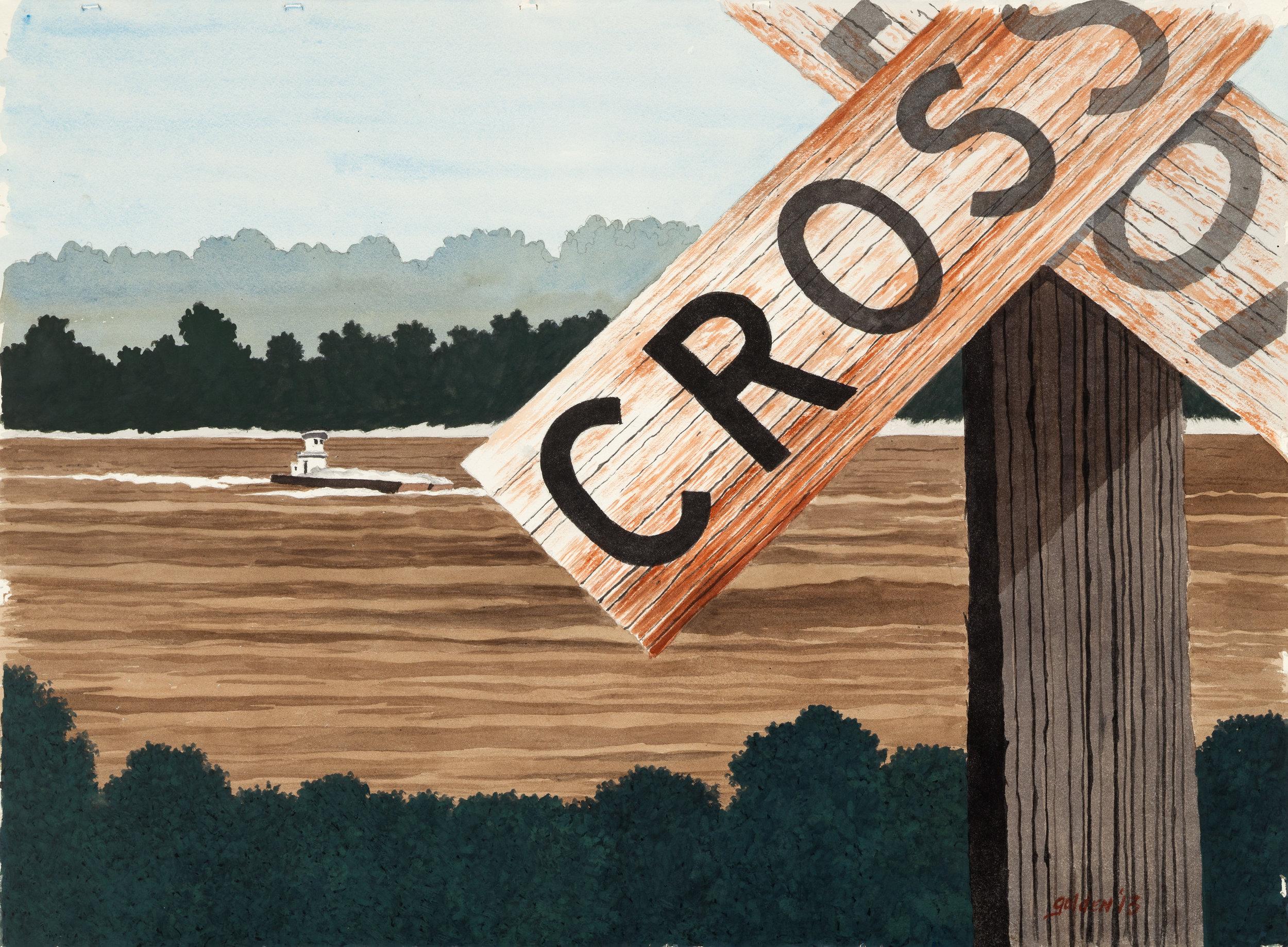 Muddy Crossing (2013)