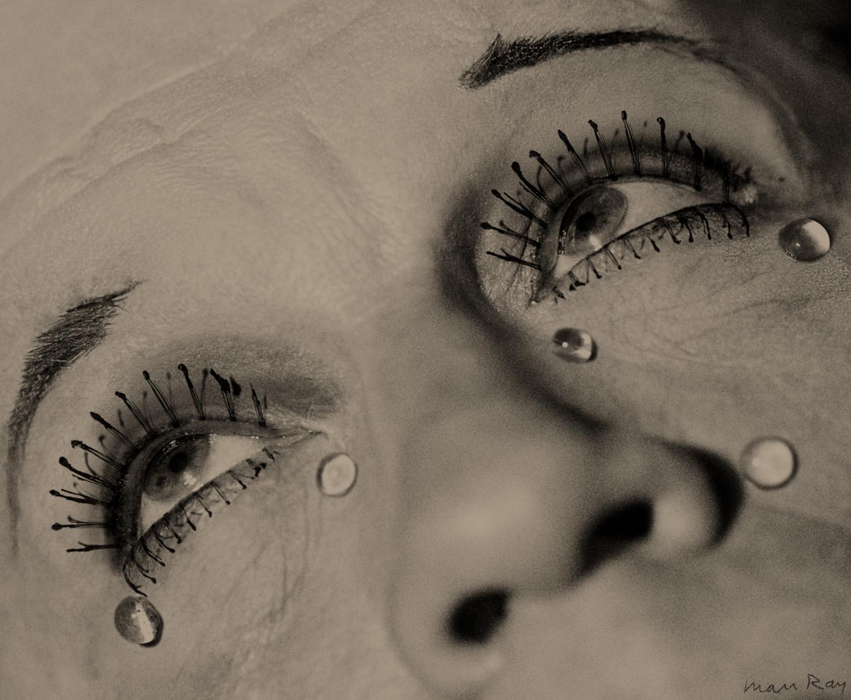 Man Ray / Tears (1932), 2017