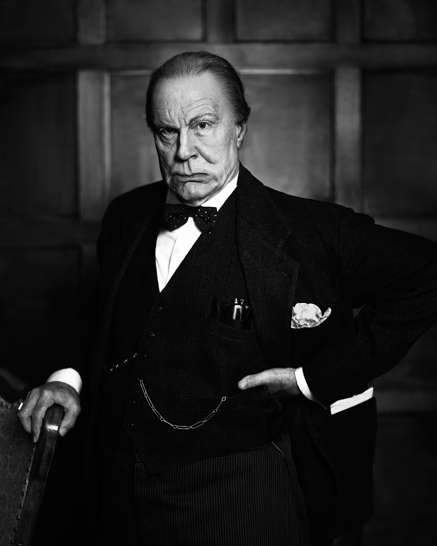 Yousuf Karsh / Winston Churchill (1941), 2017