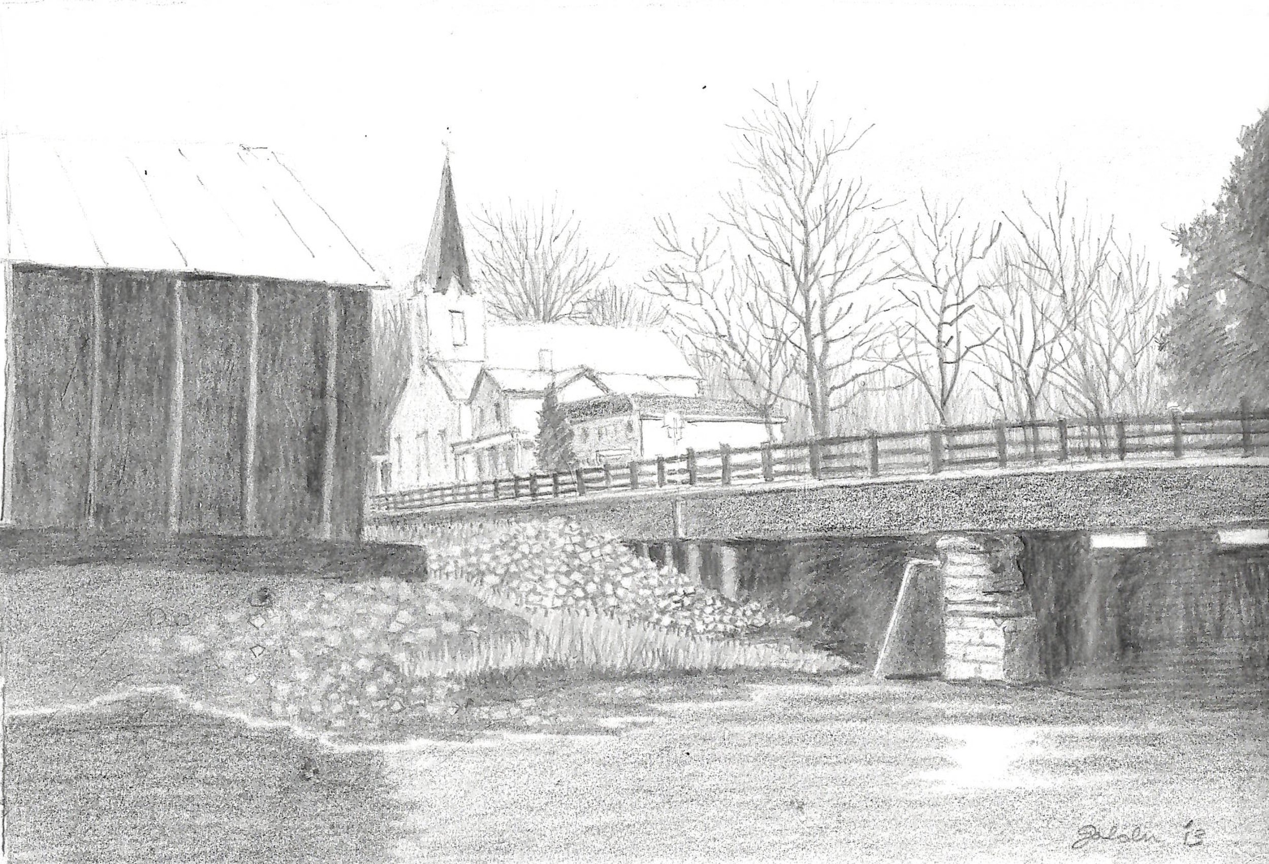 Covered Bridge (upper New York state) (2013