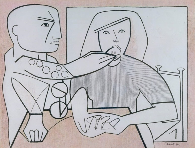 The New Yorker - How Picasso's Muse Became a Master