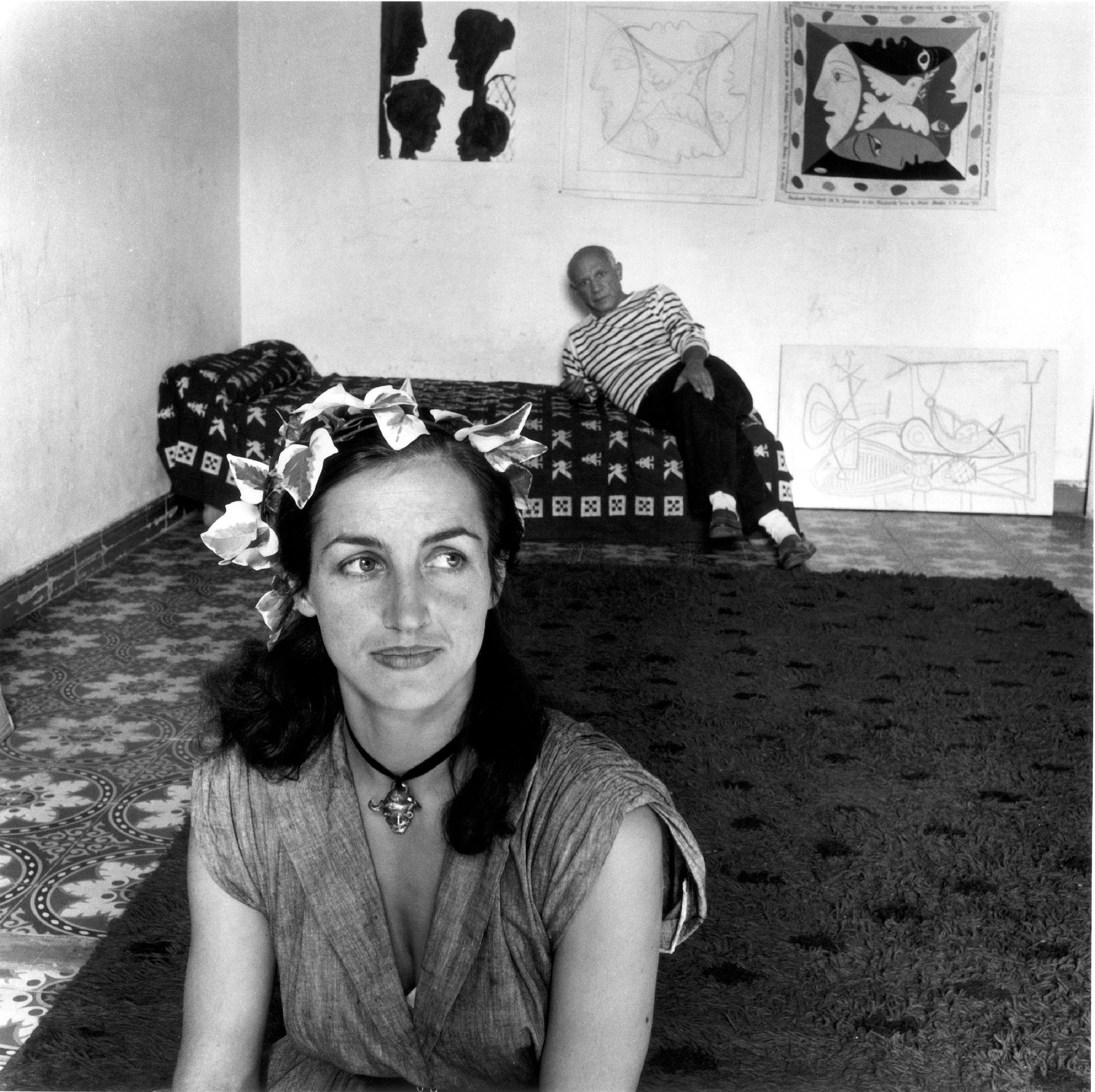 The New York Times - Gilot, Does Not Regret Her Picasso Memoir