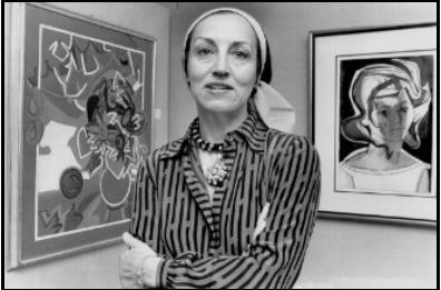 Wall Street Journal - Françoise Gilot Reminisces about Matisse