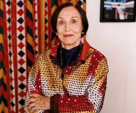 Vogue - Life After Picasso: Françoise Gilot