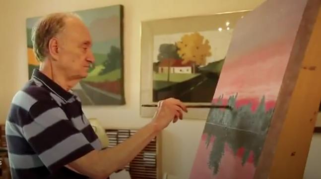 WWL Video - Remembering Artist Rolland Golden