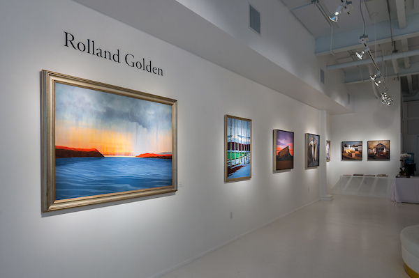 Rolland Golden - An Uncommon Vision - August 2018