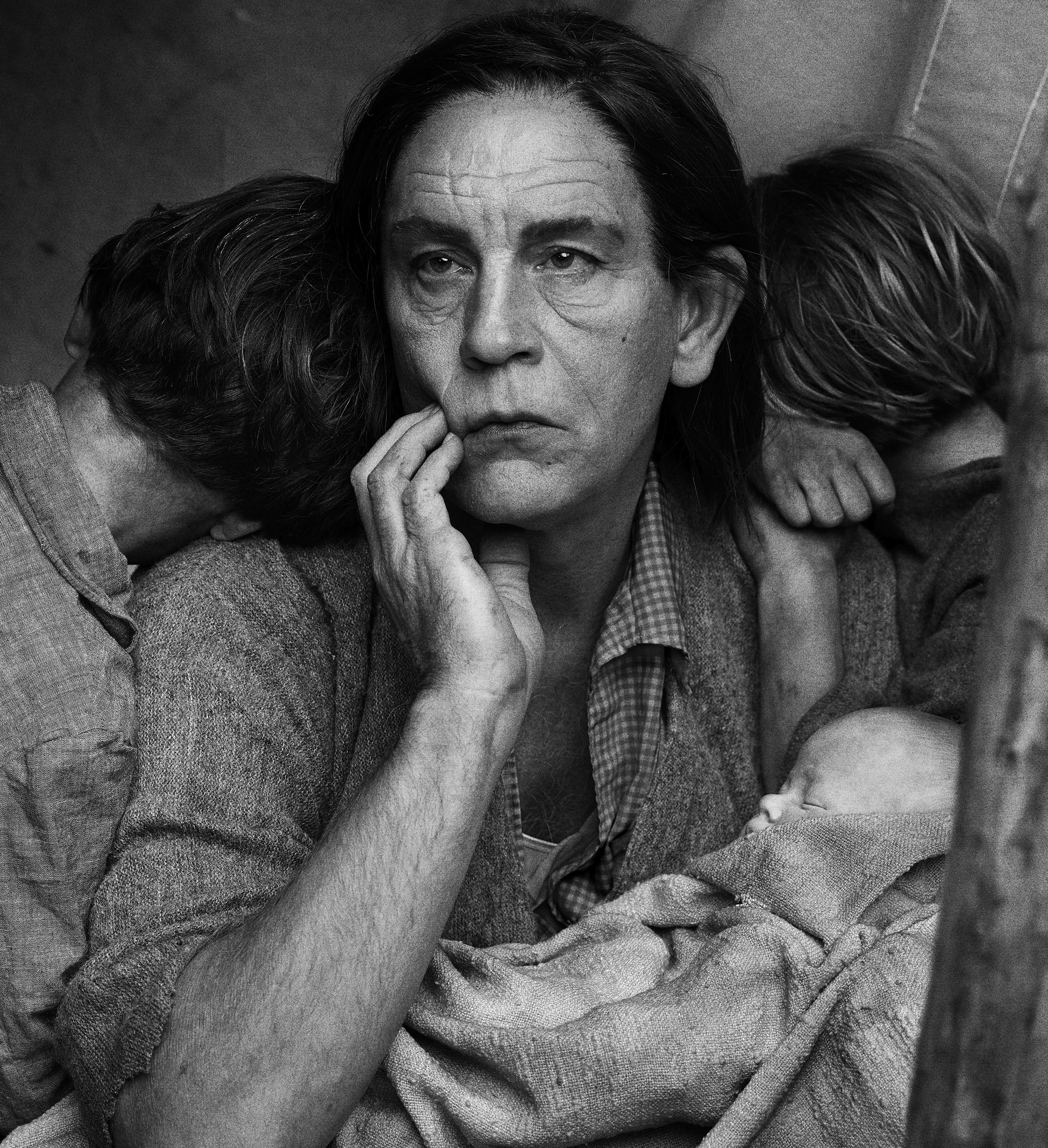 Capture Magazine - Homage to Sandro Miller