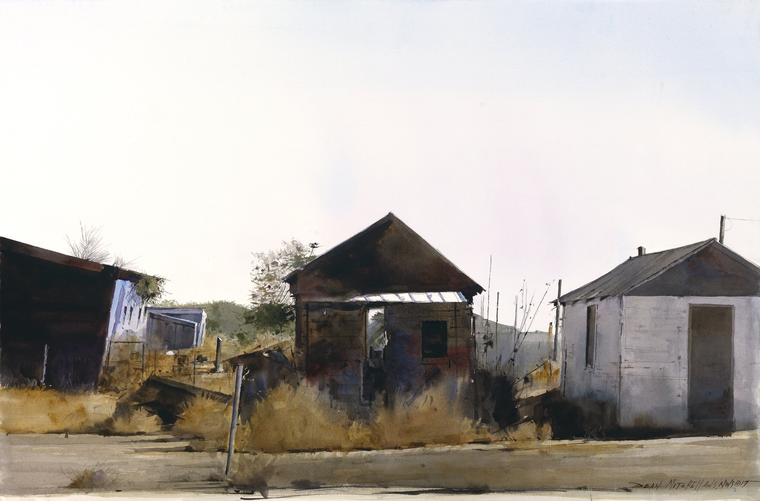 Shotgun Houses (2017)