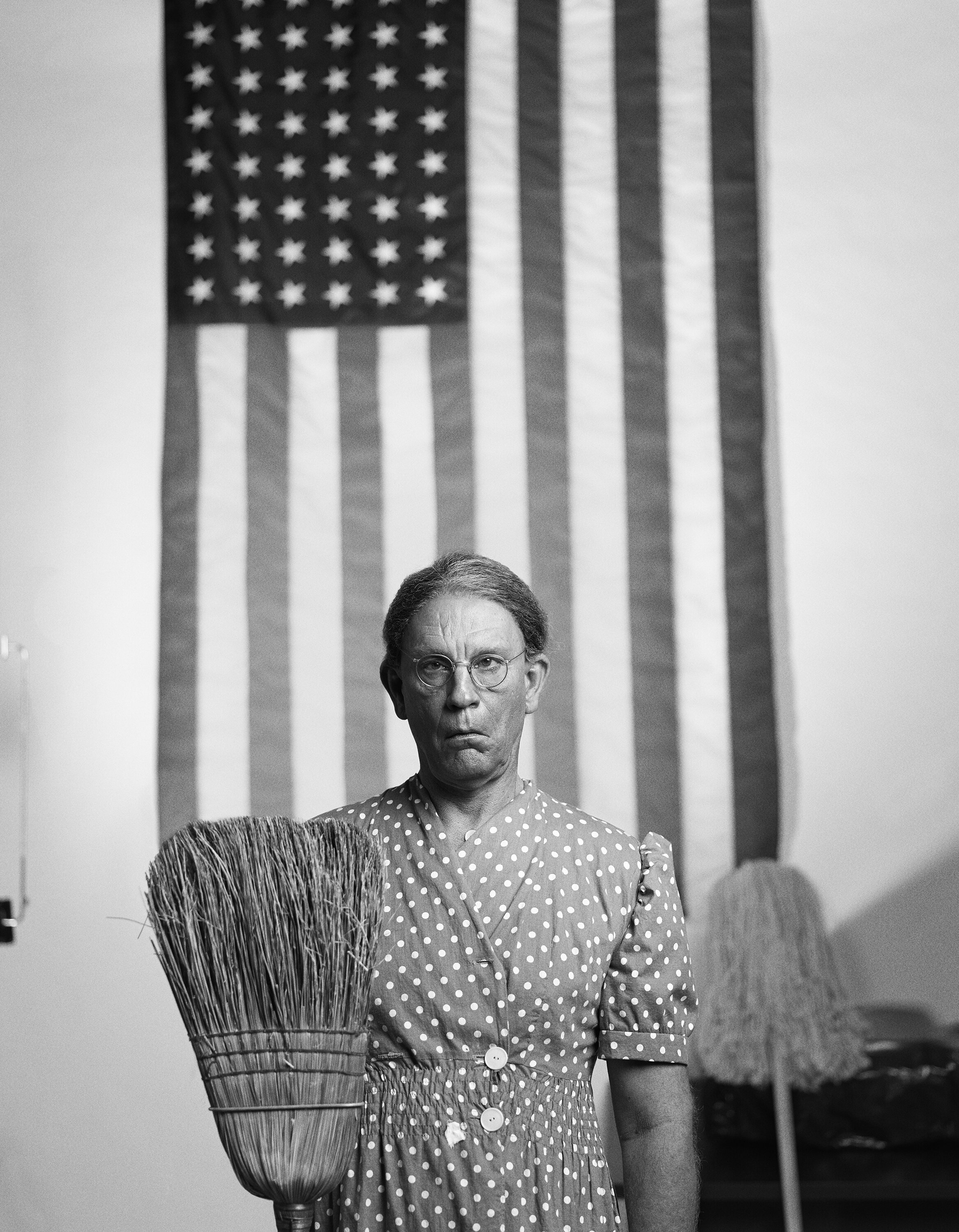 Gordon Parks _ American Gothic, Washington, D.C. (1942), 2014.jpg