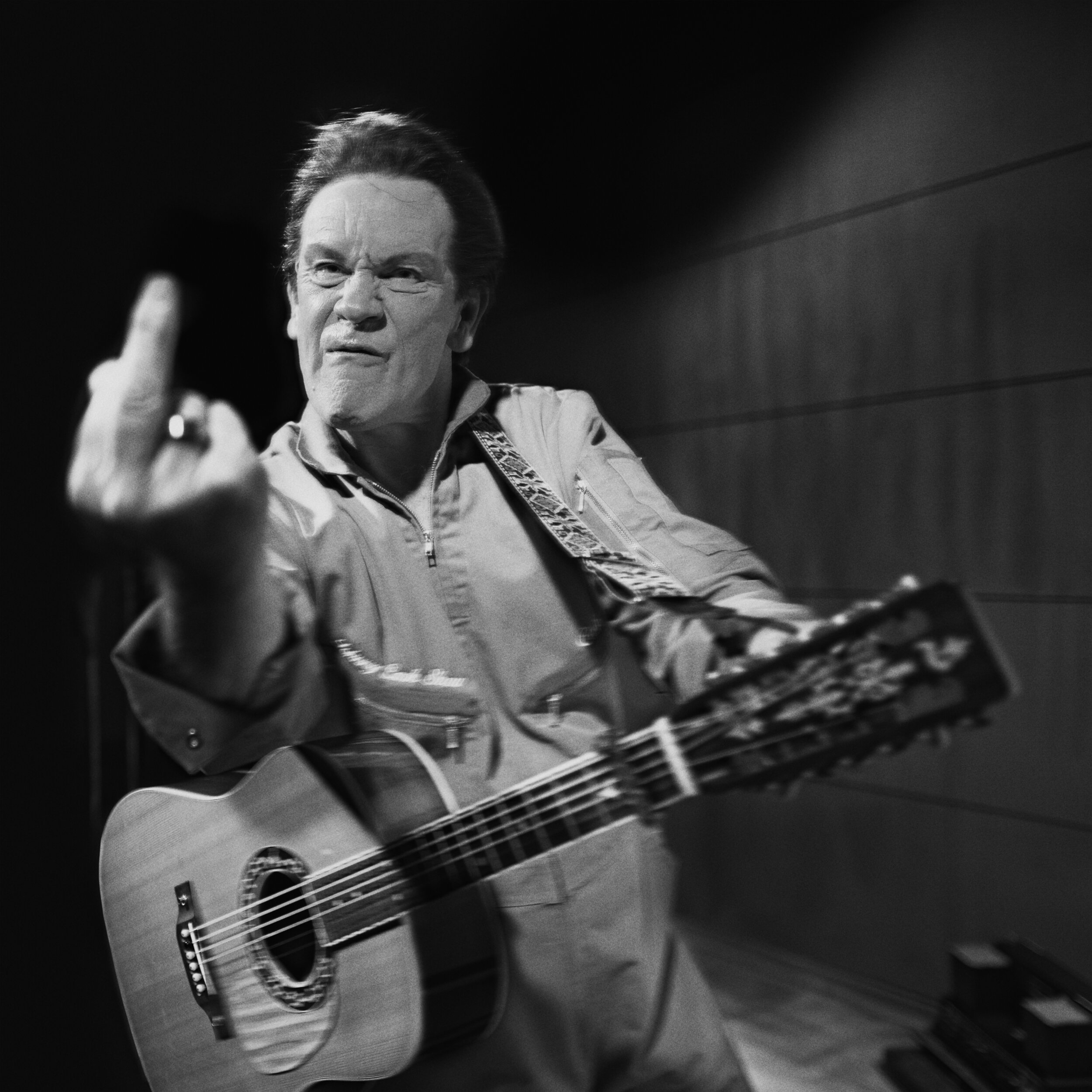 Jim Marshall _ Johnny Cash (Flipping the Bird), San Quentin Prison (1969), 2014.jpg